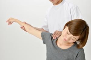 胸郭出口症候群の施術
